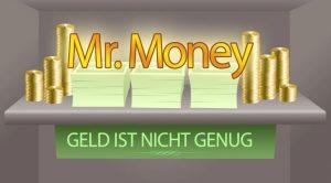 """Der Untertitel ist doppeldeutig… """"Geld ist nicht genug"""" – Das Ziel ist es, sich finanziell zu verbessern und mehr Geld zu haben, aber Geld alleine macht nicht glücklich, sondern ist nur ein Teil des persönlichen Reichtums"""